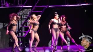 👑Nicki Minaj👑  The PINKPRINT Tour Chicago