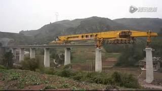 Monster Machine Building Bridges with SLJ900