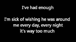 Claude Kelly - I Hate Love [Lyrics]