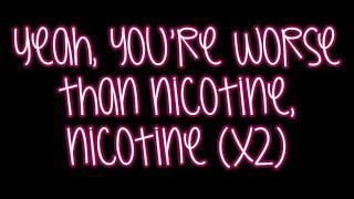 Panic! At The Disco-Nicotine (Lyrics)