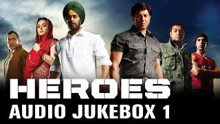 Heroes - Full Songs Audio Jukebox 1 | Sajid-Wajid & Monty Sharma |