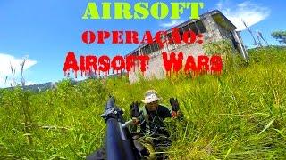 Airsoft - Operação Airsoft Wars 2016 - #ZunigaTactical