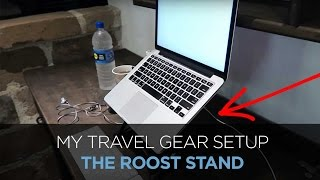 The Roost Stand Review - The Ultimate Travel Gear Setup for Internet Marketers