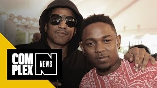 Q-Tip Previewed an Unreleased Kendrick Lamar Collaboration on his 'Abstract Radio' Show