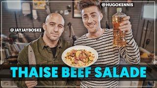 ''DE LEKKERSTE TOT NU TOE'' || #DAY1 #Kookboys Afl. #8 (Thaise Beef Salade)