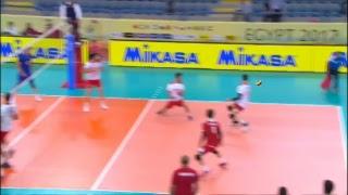 TUR vs RUS 2017 FIVB Men