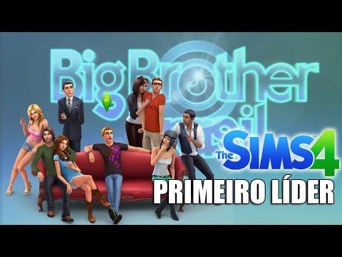 PROVA DO LÍDER BIG BROTHER The Sims 4 4