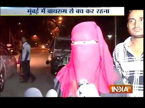 Special Report: Hidden Camera in Ladies Toilet in Mumbai - India TV