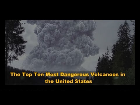 watch Top 10 Most Dangerous Volcanoes in the USA