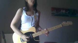 Gimme All Your Lovin' - ZZ Top cover