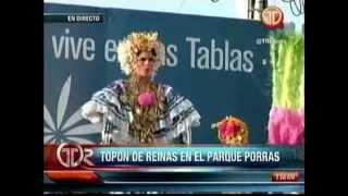 TOPON - CALLE ARRIBA Y CALLE ABAJO DE LAS TABLAS 2015