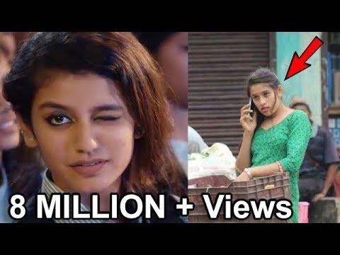 Xxx Mp4 Valentine Day Special 2018 Priya Prakash की जिंदगी की सच्चाई Social Media 3gp Sex