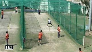 IPL 9 RPS vs KXIP: Pune Supergiants Practicing In Nets