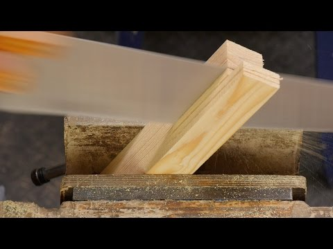 watch Handsaw Comparisons with Paul Sellers