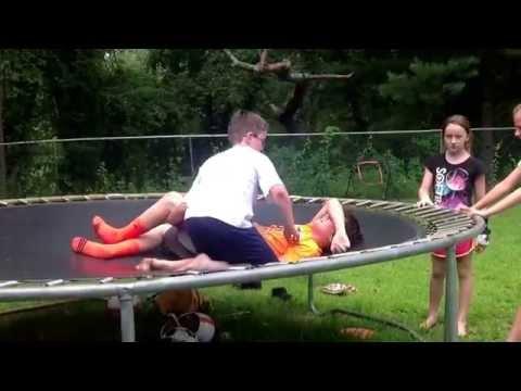 Kids wrestling 3