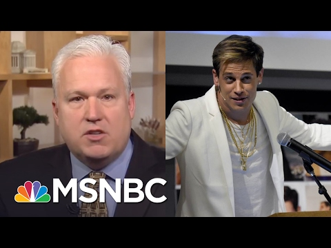 CPAC Organizer On Milo Yiannopoulos: There Are Boundaries To Our Invites | Morning Joe | MSNBC