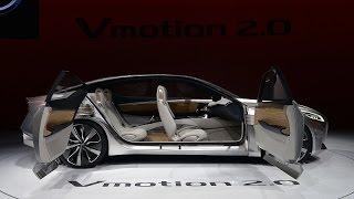 نيسان Vmotion 2.0 - معرض ديترويت للسيارات 2017