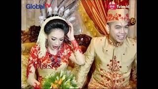 Kemewahan Acara Pernikahan Kezia Karamoy & Kekasihnya Excel dalam Adat Dayak - Obsesi 30/03