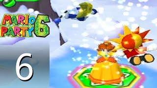 Mario Party 6 - Snowflake Lake [Part 6]