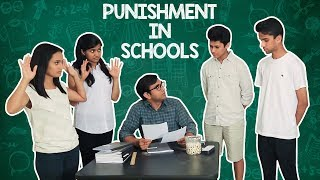 Punishment in Schools - Boys vs Girls  | Lalit Shokeen Comedy |