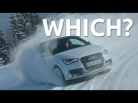 FWD vs RWD vs AWD vs 4WD - Which One Should You Get?