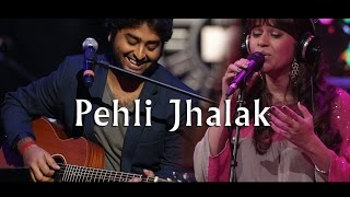 Power Couple Pehli Jhalak - Arijit Singh nd Shalmali Kholgade HD