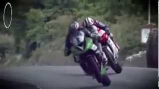 اخطر اللقطات في سباقات الدراجات الناريه 2014