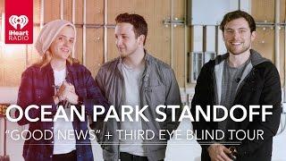 "Ocean Park Standoff ""Good News"" Inspiration | Exclusive Interview"