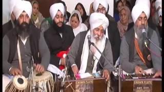 Haftawari Kirtan Samagam 25-01-2017 Of Bhai Guriqbal Singh Ji