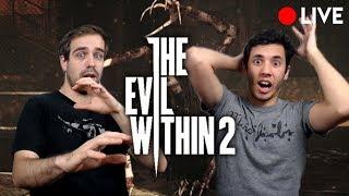 THE EVIL WITHIN 2 - L'antre de la folie !