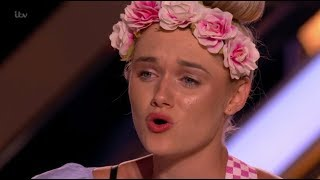 Chloe Rose Moyle: Her 'Special' Original Song Melts Judges Hearts | The X Factor UK 2017
