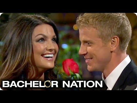 Sean Gives First Rose And Causes MAJOR Drama The Bachelor US