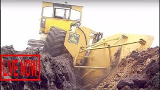 Most Powerful Tractor Machines In The World | Amazing Biggest Super Monster Deep Plowing 2017 #SON