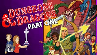 Dungeons & Dragons: Part 1/2 - Classic Cartoon Review