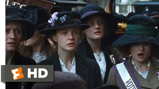 Suffragette (2015) - No Votes For Women Scene (2/10) | Movieclips