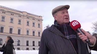 Tidligere Venstre-leder Odd Einar Dørum om den nye regjeringa