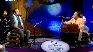 Musical Show   Bhobo Nodir Kule Singer   Sunil Karmakar