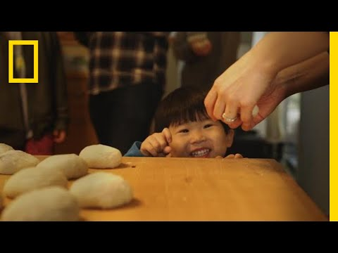 Japanese Mochi Pounded to Perfection | National Geographic
