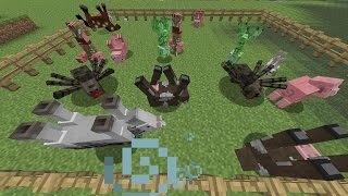 Minecraft Xbox/PS4 Tutorial: How to get Rainbow Sheep and Upside Down Mobs!! NEW TITLE UPDATE!!