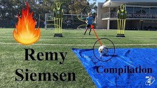 Remy Siemsen COMPILATION  - Sydney's Rising Star - Young Matilda - Joner 1on1