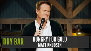 Hungry Hungarians Searching For Gold, Matt Knudsen
