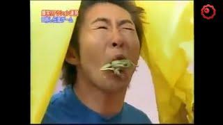 Bizarre Japanese passing game show - Weird Japan