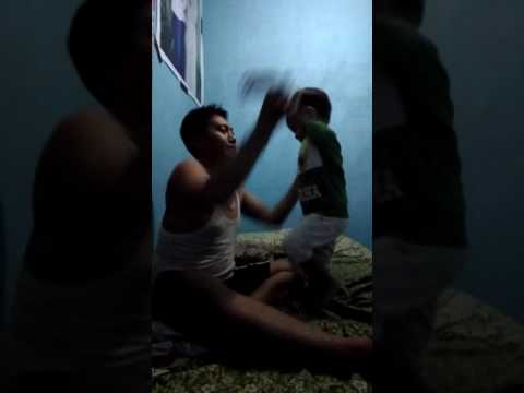 Ayah vs Anak Joget India