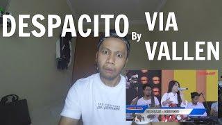 Via Vallen - Despacito (Cover) [REACTION]