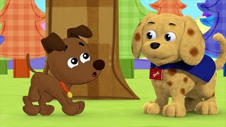 Super Why 313 | Super Puppy Saves The Day | Cartoons for Kids