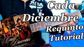 Cada Diciembre - Guitarra Requinto Tutorial - Los Plebes del Rancho