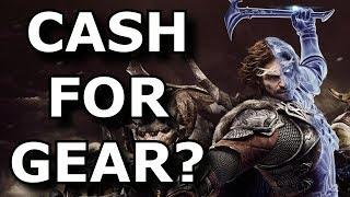 Selling Gear In Games Is TRASH! - Shadow of War Rant