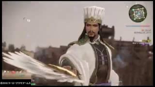 真・三國無双8 諸葛亮、月英コンボ集/Zhuge Liang、Yue Ying Combos(Dynasty Warriors 9)