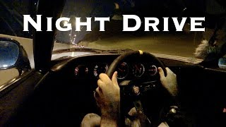 Aircooled Porsche Night Drive - Outlaw 911