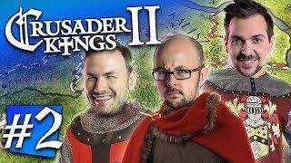 Crusader Kings II #2 - Hair and Heir